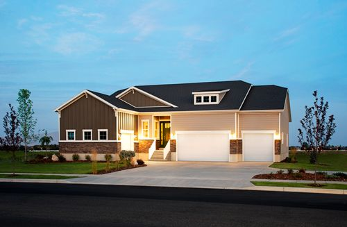 Pleasing New Homes In Layton Ut 231 Communities Newhomesource Download Free Architecture Designs Grimeyleaguecom