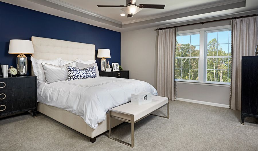 Bedroom featured in the Hemingway By Richmond American Homes in Washington, VA