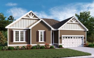 Keswick by Richmond American Homes in Washington Virginia