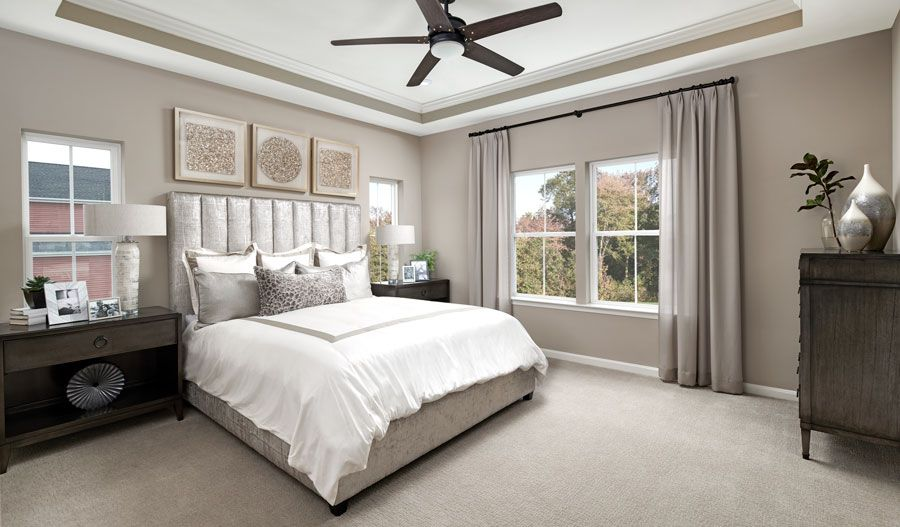 Bedroom featured in the Yellowstone By Richmond American Homes in Washington, VA