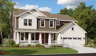 Preston - Abrams Pointe: Winchester, District Of Columbia - Richmond American Homes