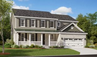 Preston - Keswick: Spotsylvania, District Of Columbia - Richmond American Homes
