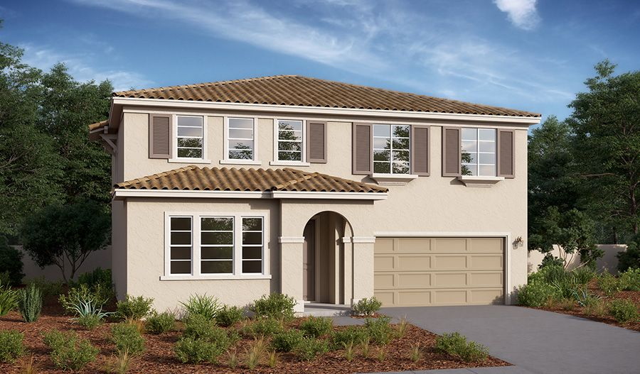 Exterior featured in the Tourmaline By Richmond American Homes in Los Angeles, CA