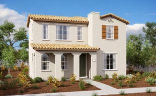 Blossom at Wildrose Village by Richmond American Homes in Riverside-San Bernardino California