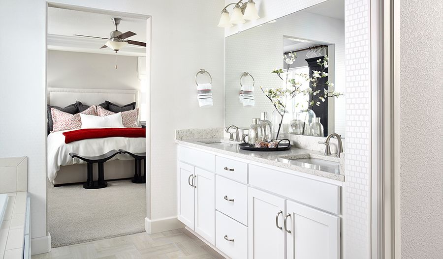 Bathroom featured in the Seth By Richmond American Homes in Denver, CO
