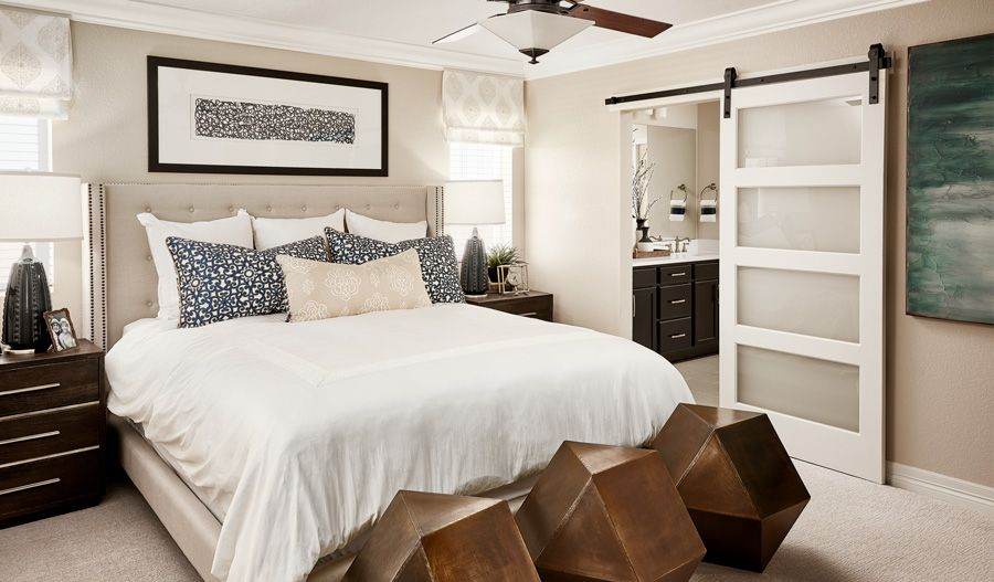 Bedroom featured in the Lapis By Richmond American Homes in Colorado Springs, CO
