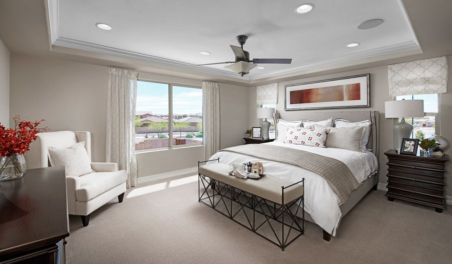 Bedroom featured in the Dillon II By Richmond American Homes in Denver, CO
