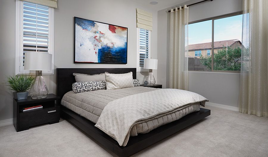 Bedroom featured in the Onyx By Richmond American Homes in Los Angeles, CA