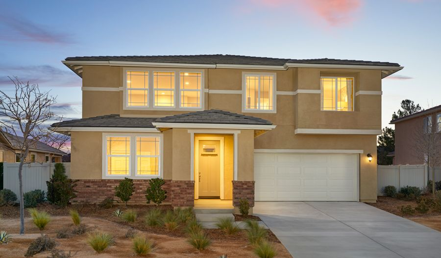 'Seasons at Providence Ranch' by Richmond American Homes - Southern California in Los Angeles