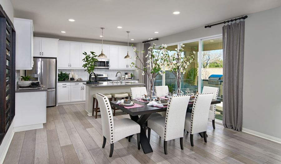 Living Area featured in the Ammolite By Richmond American Homes in Riverside-San Bernardino, CA