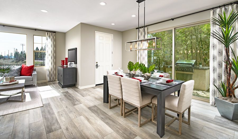 Living Area featured in the Essex By Richmond American Homes in Riverside-San Bernardino, CA