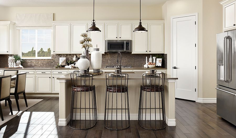Kitchen featured in the Delaney By Richmond American Homes in Denver, CO
