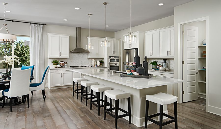 Kitchen featured in the Avalon By Richmond American Homes in Ventura, CA