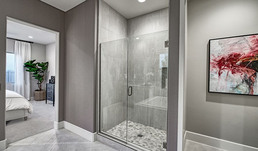 Bathroom featured in the Avalon By Richmond American Homes in Ventura, CA