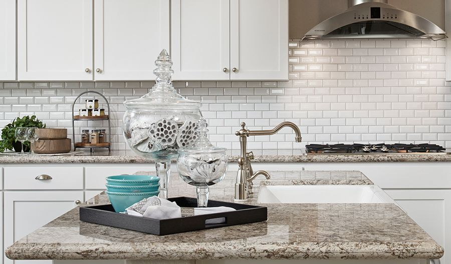 Kitchen featured in the Ponderosa By Richmond American Homes in Pueblo, CO