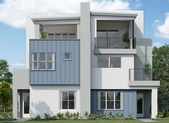 Evelyn - Cabaletta at Cadence Park: Irvine, California - Richmond American Homes