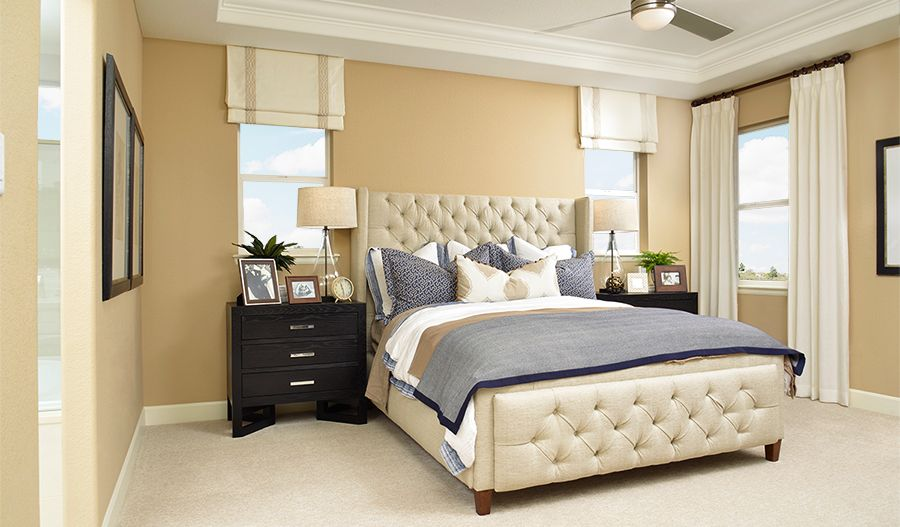 Bedroom featured in the Holston By Richmond American Homes in Denver, CO