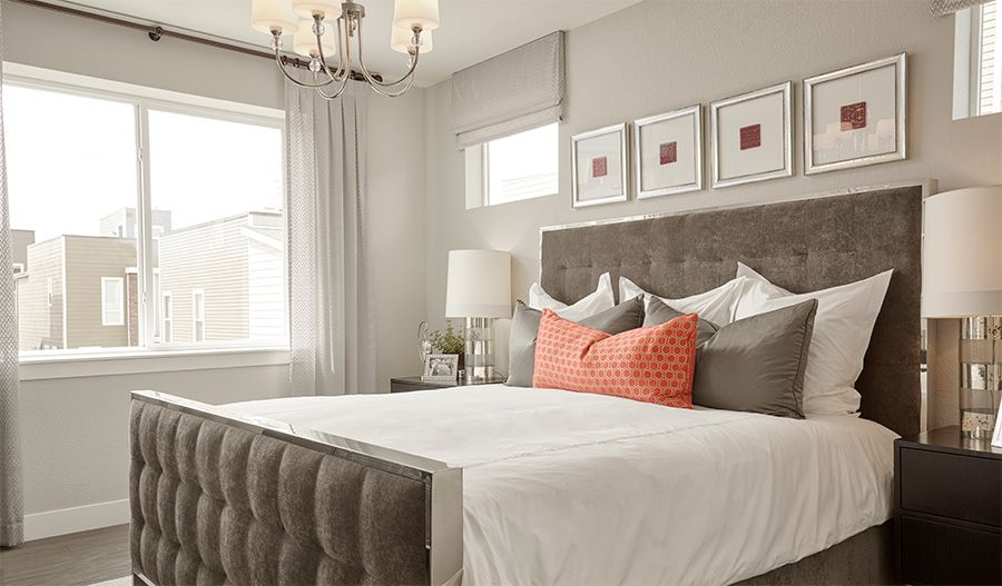 Bedroom featured in the Soho By Richmond American Homes in Denver, CO