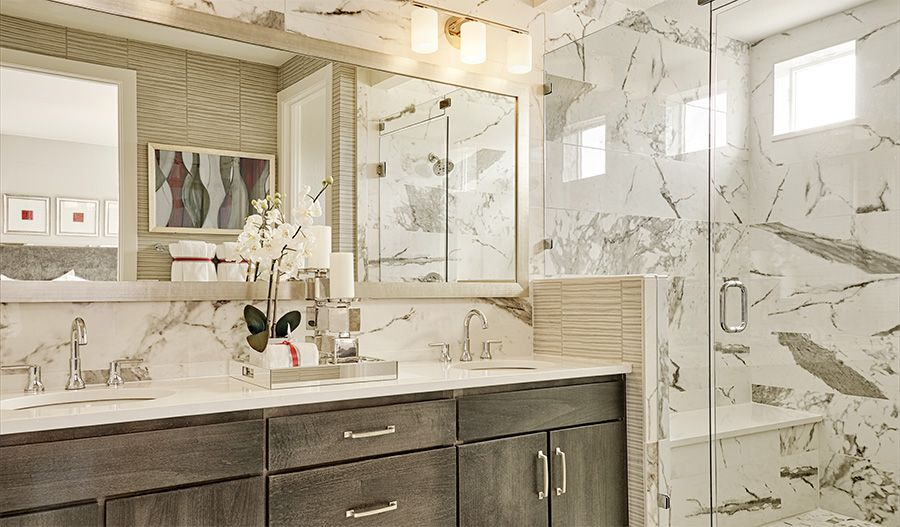 Bathroom featured in the Soho By Richmond American Homes in Denver, CO