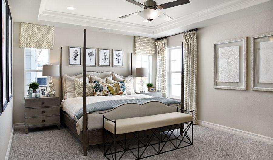 Bedroom featured in the Coronado By Richmond American Homes in Colorado Springs, CO