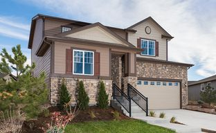 Bella Mesa by Richmond American Homes in Denver Colorado