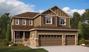 Seth - Cliffrose at Homestead at Crystal Valley: Castle Rock, Colorado - Richmond American Homes