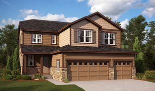 Seth - Buffalo Grass at Homestead at Crystal Valley: Castle Rock, Colorado - Richmond American Homes