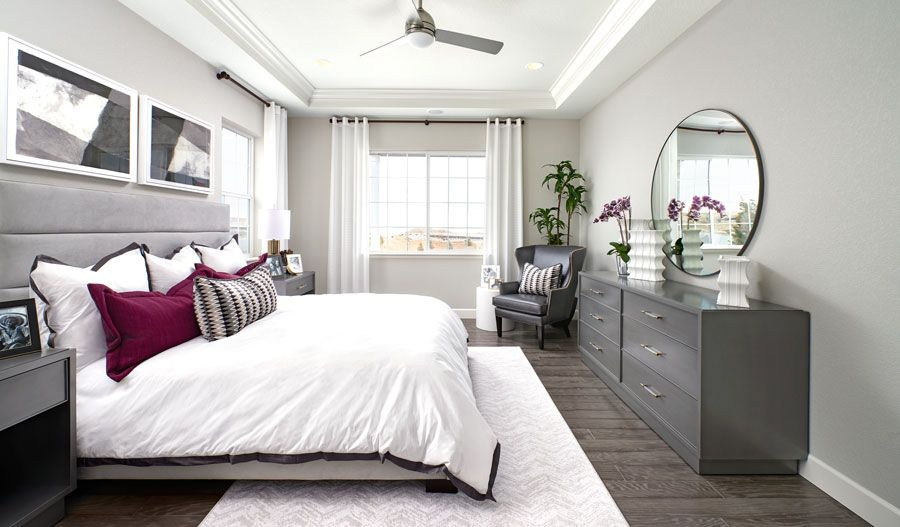 Bedroom featured in the Avril By Richmond American Homes in Denver, CO