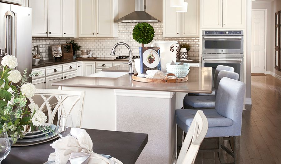Kitchen featured in the Arlington By Richmond American Homes in Ventura, CA