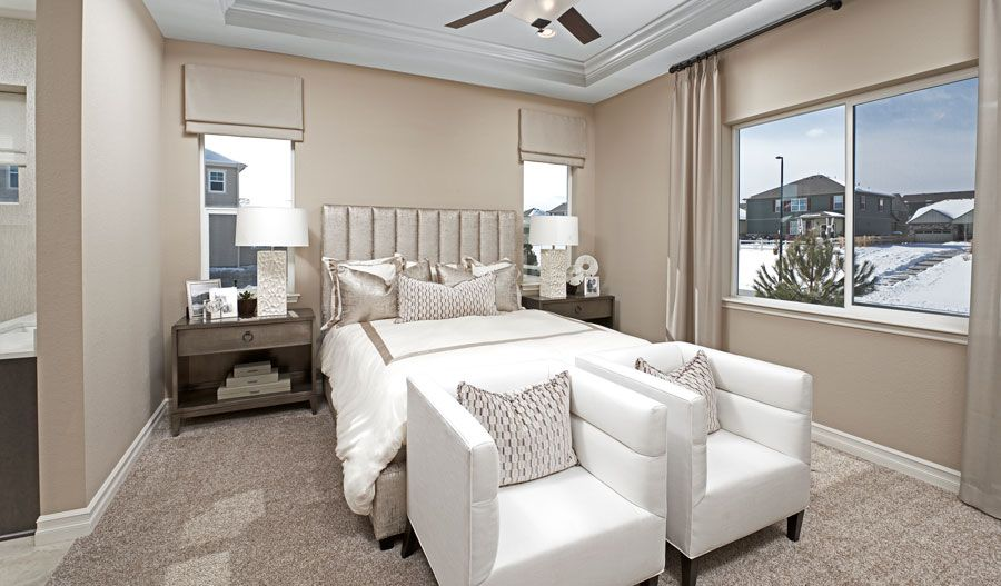 Bedroom featured in the Riverbend By Richmond American Homes in Denver, CO