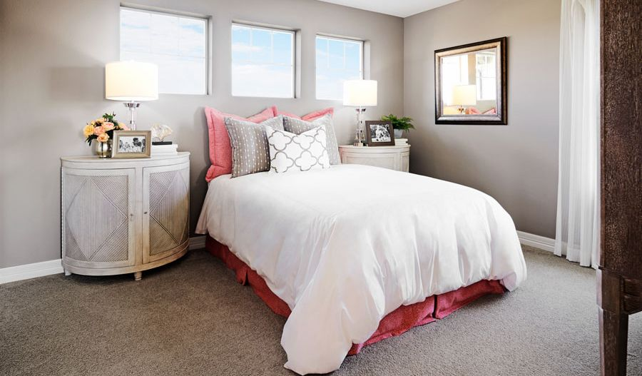 Bedroom featured in the Coral By Richmond American Homes in Colorado Springs, CO