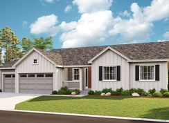 Melody - The Landing at Cobblestone Ranch: Castle Rock, Colorado - Richmond American Homes