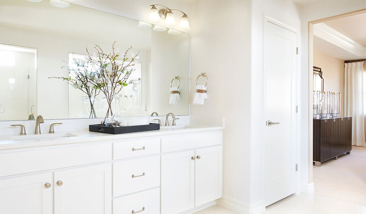 Bathroom featured in the Hopewell By Richmond American Homes in Colorado Springs, CO