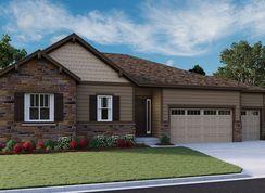 Delaney - Blacktail at The Meadows: Castle Rock, Colorado - Richmond American Homes