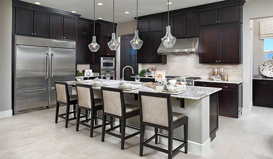 Kitchen featured in the Hanford By Richmond American Homes in Denver, CO