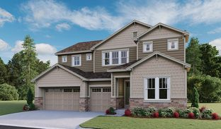 Dayton - Blacktail at The Meadows: Castle Rock, Colorado - Richmond American Homes