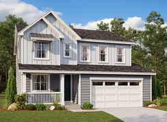 Westfield - Seasons at Ascent Village at Sterling Ranch: Littleton, Colorado - Richmond American Homes