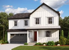 Holston - Ascent Village at Sterling Ranch: Littleton, Colorado - Richmond American Homes