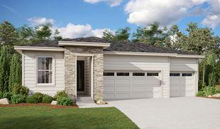 Sunstone - Seasons at The Oaks: Castle Rock, Colorado - Richmond American Homes