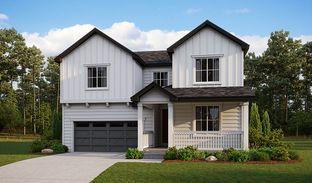Coronado - Independence: Elizabeth, Colorado - Richmond American Homes