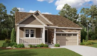 Avril - Independence: Elizabeth, Colorado - Richmond American Homes