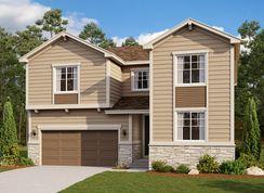 Coronado - Belleview Village: Littleton, Colorado - Richmond American Homes