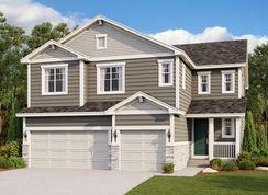 Yorktown - Belleview Village: Littleton, Colorado - Richmond American Homes