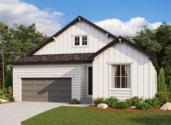 Arlington - Hansen Ranch: Colorado Springs, Colorado - Richmond American Homes