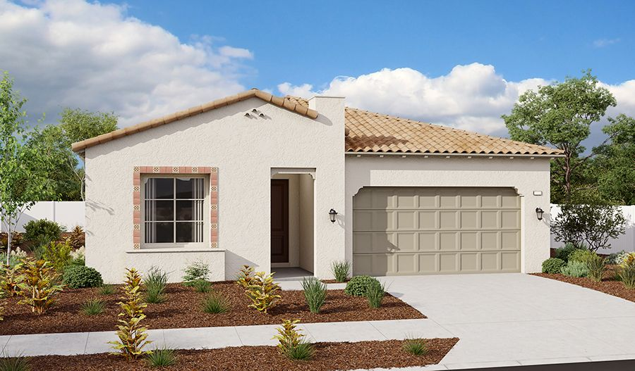 Exterior featured in the Ackerman By Richmond American Homes in Ventura, CA