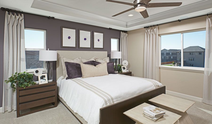 Bedroom featured in the Yorktown By Richmond American Homes in Denver, CO