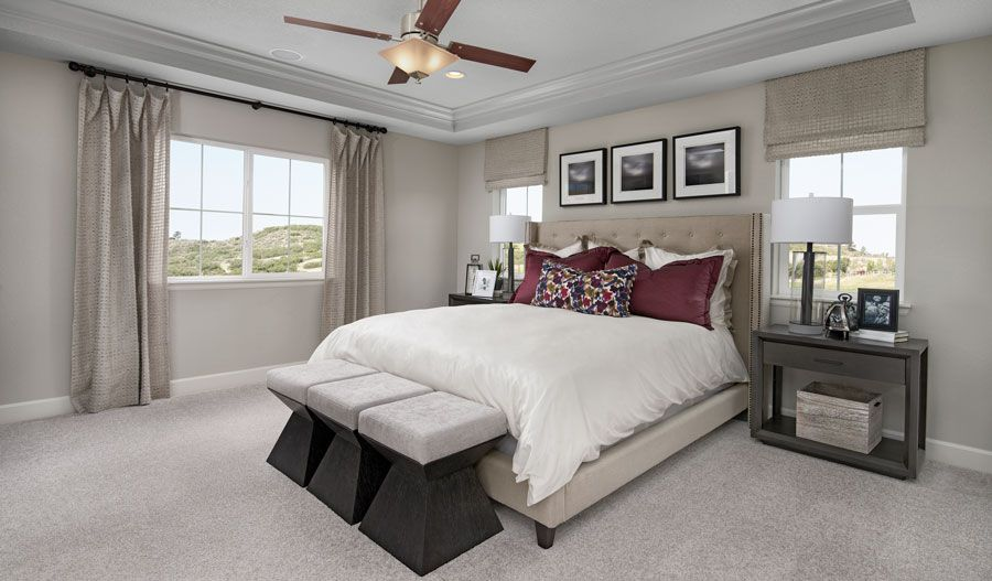 Bedroom featured in the Seth By Richmond American Homes in Denver, CO