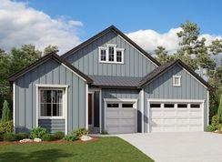 Nottingham - Hillcrest at Ascent Village: Littleton, Colorado - Richmond American Homes