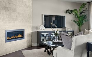 Hawthorn at The Meadows by Richmond American Homes in Denver Colorado