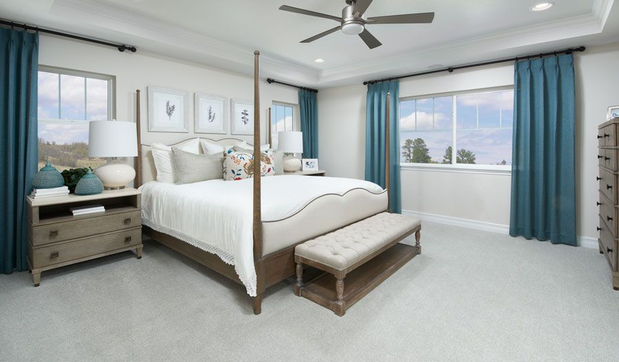 Bedroom featured in the Hemingway By Richmond American Homes in Pueblo, CO
